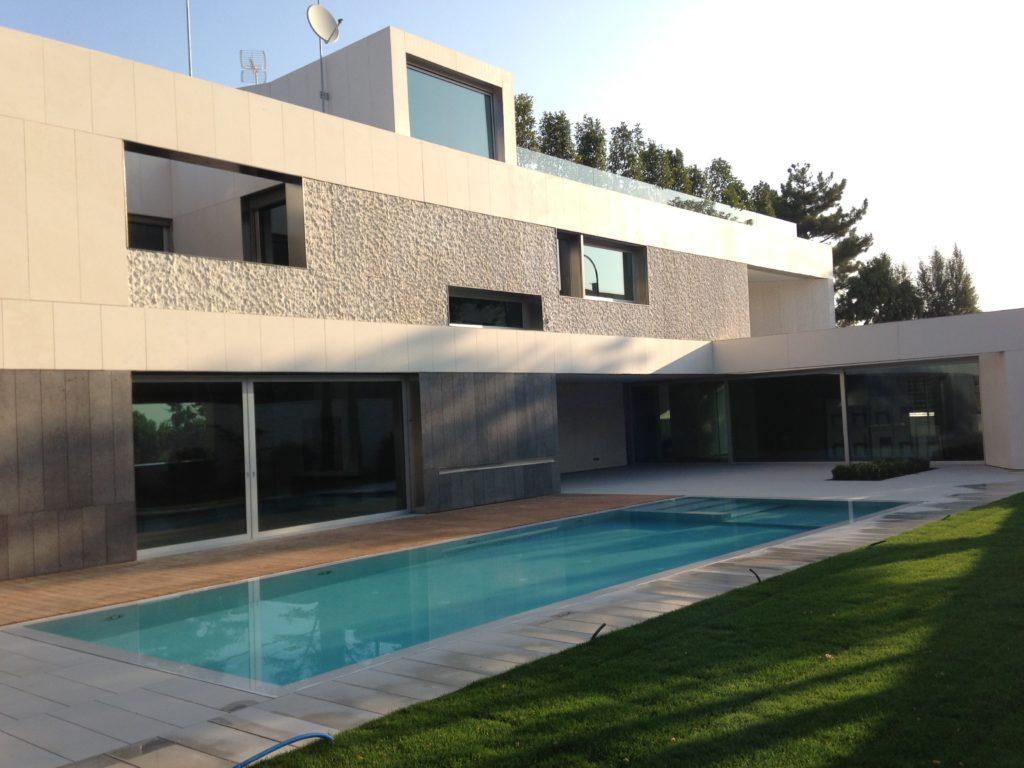 Vivienda en mirasierra madrid girod geotermia - Casas en mirasierra madrid ...